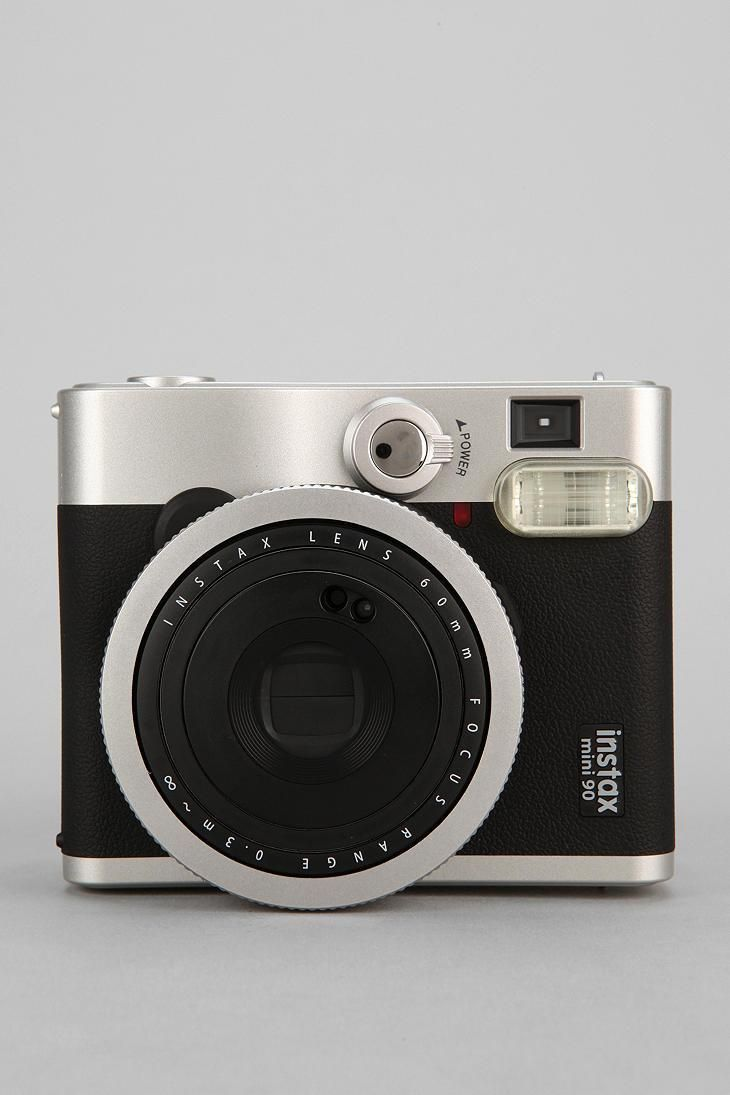 Fujifilm Instax Mini 90 Neo Classic Camera, sure to please just about anyone -- who doesn't love the satisfaction of instant film? #urbanoutfitters
