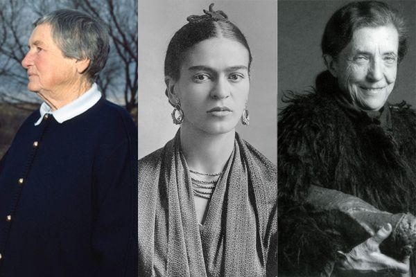 artnet News's Top 10 Most Expensive Women Artists at Auction 2016 Agnes Martin and Frida Kahlo rise to the top.