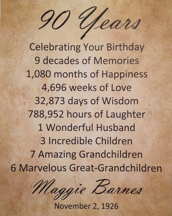 Image result for decorating for 90th male birthday party