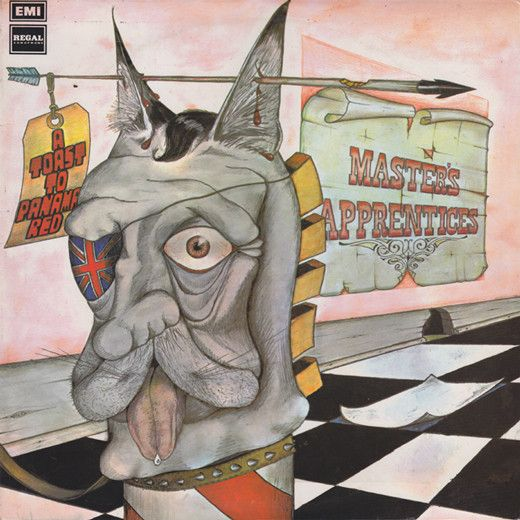 Australian legends Masters Apprentices released this album in 1972 and it sounds like the best of 60s psychedelia - Atomic Rooster meets Black Sabbath meets Caravan meets Blue Oyster Cult. BUY NOW $45 ex gst http://myvinylrevolution.com/shop/vinyl-music-by-category/new-vinyl/masters-apprentices-a-toast-to-panama-red-lp/ #forsale #vinylrecords #vinyl #garagerock #psychedelic #folk @myvinylrevolution
