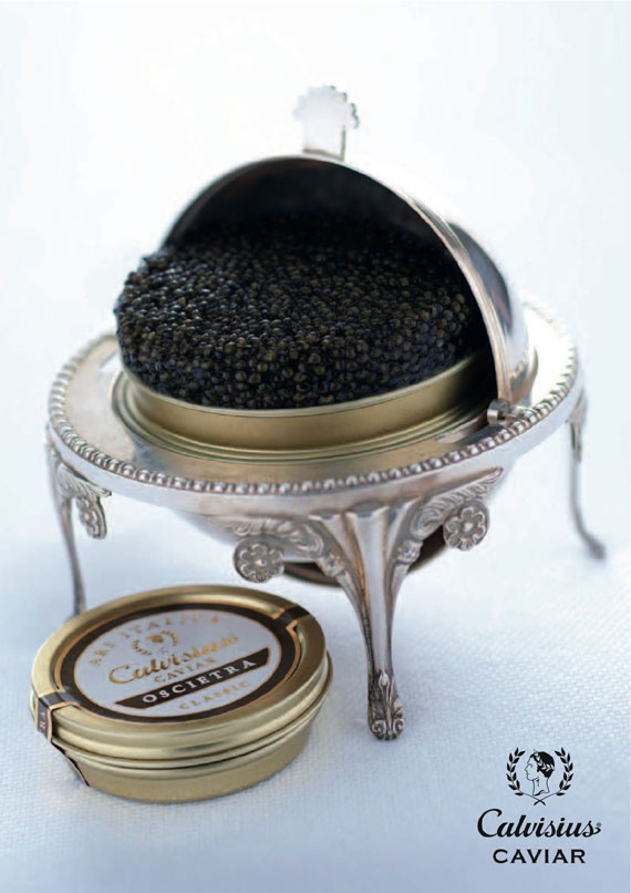 Alma Gourmet is proud to offer the Osetra Caviar, one of the most sought luxury product in the world. Characterized by a firm egg, our farm raised Russian Osetra Caviar has a rich, nutty, creamy flavor. This Osetra Caviar is obtained from the roe of the Russian Sturgeon (Acipenser Gueldenstaedtii) a specie native of the Caspian Sea.