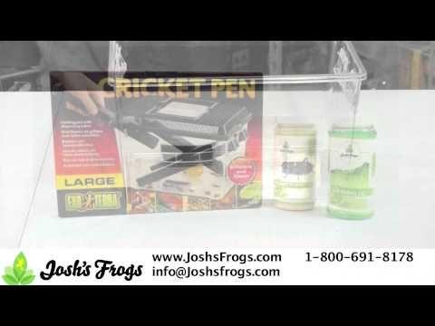 Exo Terra Cricket Pen (Large)   Josh's Frogs