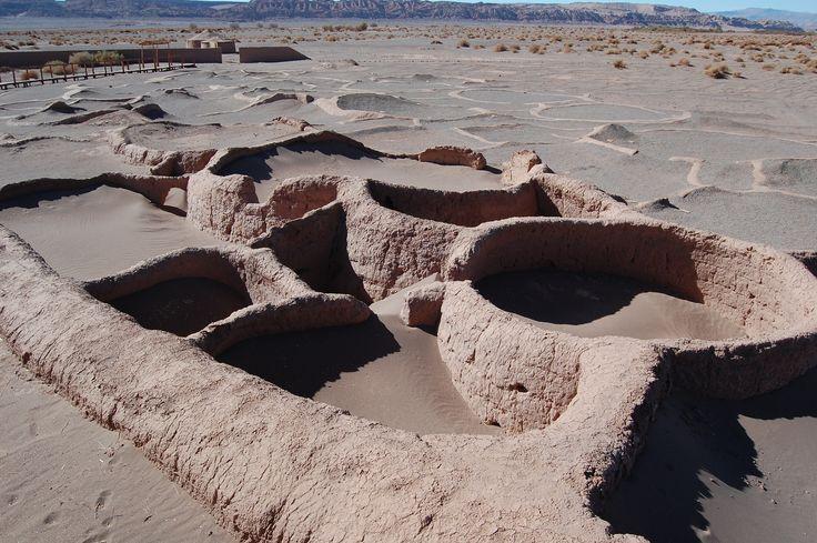 Tulor ruins in Atacama Desert, Chile Eureka Travel #SouthAmerica