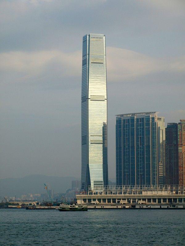 International Commerce Centre - Hong Kong, China (484m/1588ft) (Kohn Pendersen Fox)