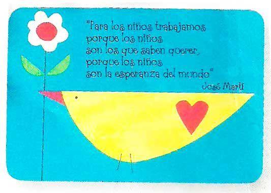 Día de los Jardines de Infantes y Maestra Jardinera - via http://bit.ly/epinner