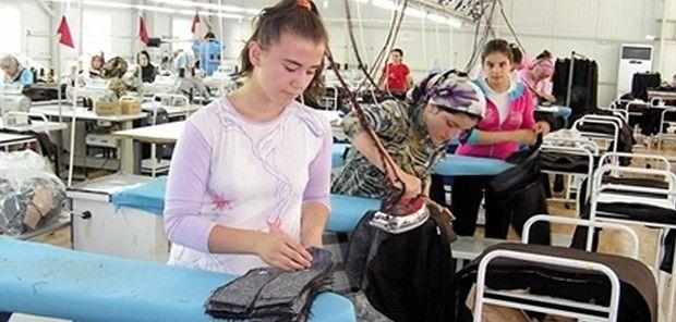 Kadınların işgücüne katılım oranı yüzde 36.8 ile Cumhuriyet tarihinin en yüksek seviyesine ulaştı.