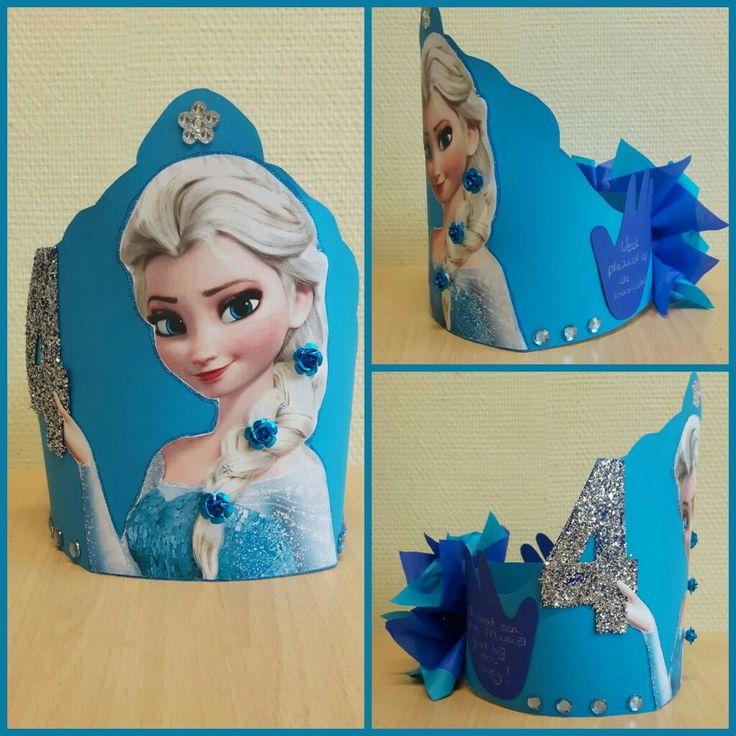 Frozen verjaardags hoed