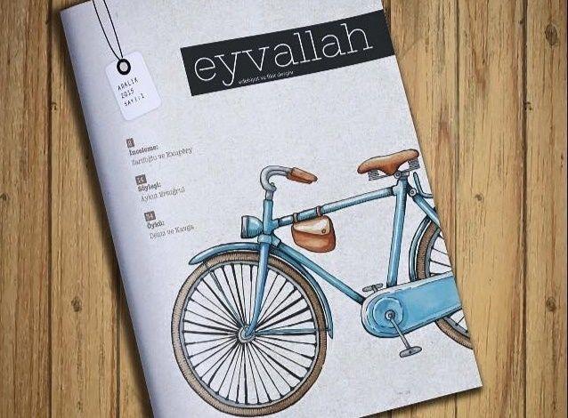 Yeni Bir Dergi: Eyvallah - Edebiyat Haber Portalı