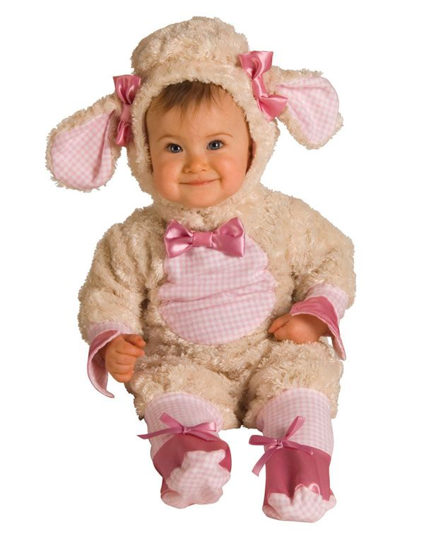 Pink Lamb Baby Costume - Baby Costumes
