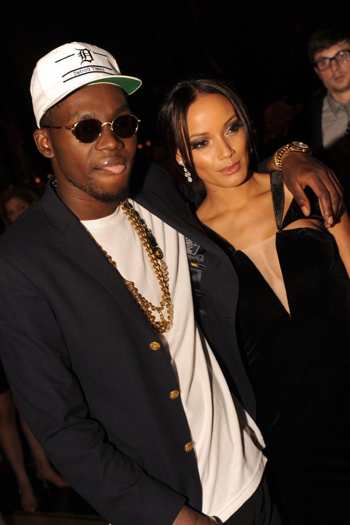 Theophilus London and Selita Ebanks at New Yorkers For Children Fall Gala: Eye