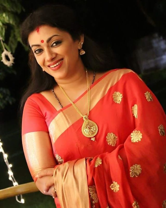 South indian mature woman