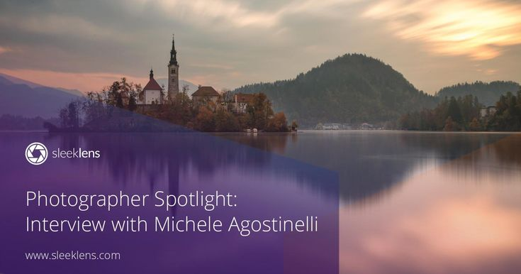 Photographer Spotlight: Interview with Michele Agostinelli