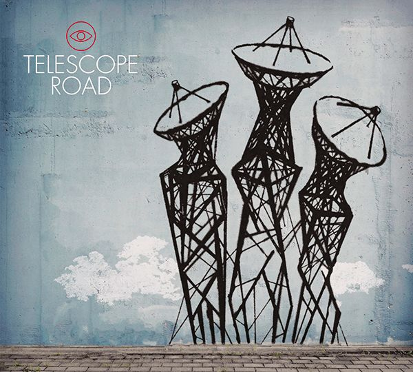 "TELESCOPE ROAD - TELESCOPE ROAD (2017) - Bass My Fever - Covering all the ""basses"" This is the first release of the band Telescope Road with William Kopecky on bass... We recommend it to everybody needs to listen to a peculiar and different sound!"