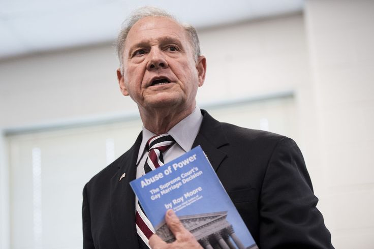 The Republican Party's Roy Moore catastrophe, explained - Vox