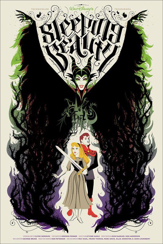 #SleepingBeauty - #Maleficent - #Malefique - #LaBelleAuBoisDormant - Billy Baumann