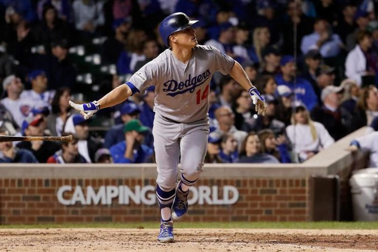 October 24, 2017:  World Series 2017: Astros or Dodgers? Sporting News experts make their picks.  Enrique Hernandez drove in seven runs in the Dodgers' NLCS-clinching win in Chicago.