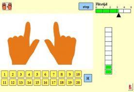 Handen flitsbeelden :: rekenenmetkleuters.yurls.net