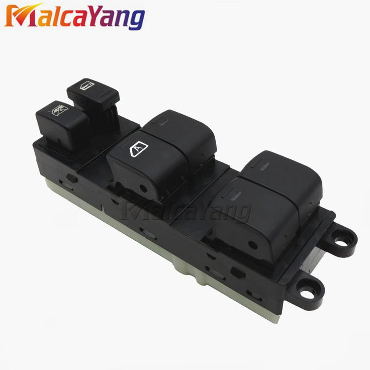 Electric Power Window Master Control Switch For Nissan Pathfinder 2005-2008 25401-ZP40B 25401ZP40B 25401 ZP40B #Affiliate