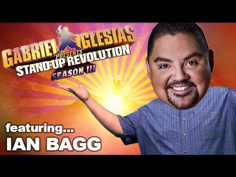 Ian Bagg - Gabriel Iglesias presents: StandUp Revolution! (Season 3)