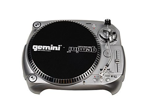 Gemini TT-1100USB Professional Audio Manual Belt-Drive Classic Turntable  #recording #musicians #bands #performing #producer