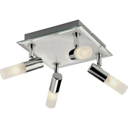 75 best bathroom ideas images on pinterest bathroom ideas milano square bathroom 4 spotlight ceiling plate chrome aloadofball Images