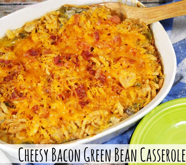 recipe chicken green beans mushroom soup