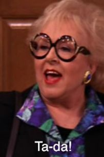 "You have the ability to be fabulous no matter what: | 31 Ways You Are The Grandparents From ""Everybody Loves Raymond"""