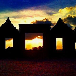 Boko Temple - Jogjakarta