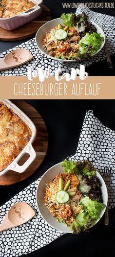 Low Carb Cheeseburger Auflauf ohne Brötchen #lowcarb #lowcarbdiet #lowcarbköstlichkeiten