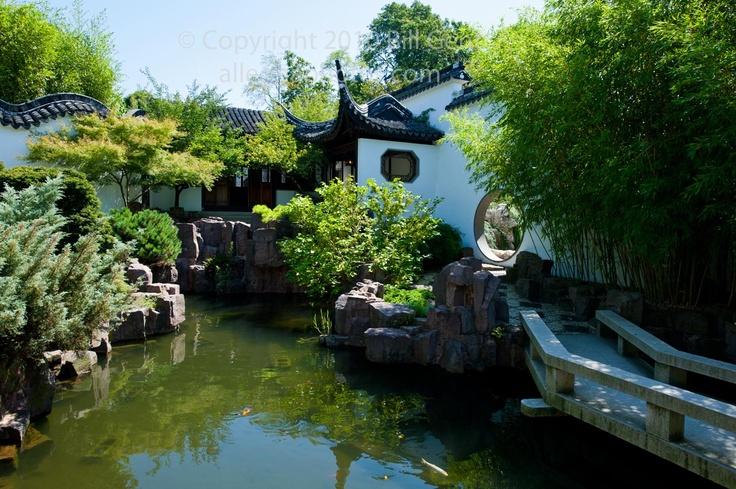 Chinese Scholar's Garden, Snug Harbor, Staten Island