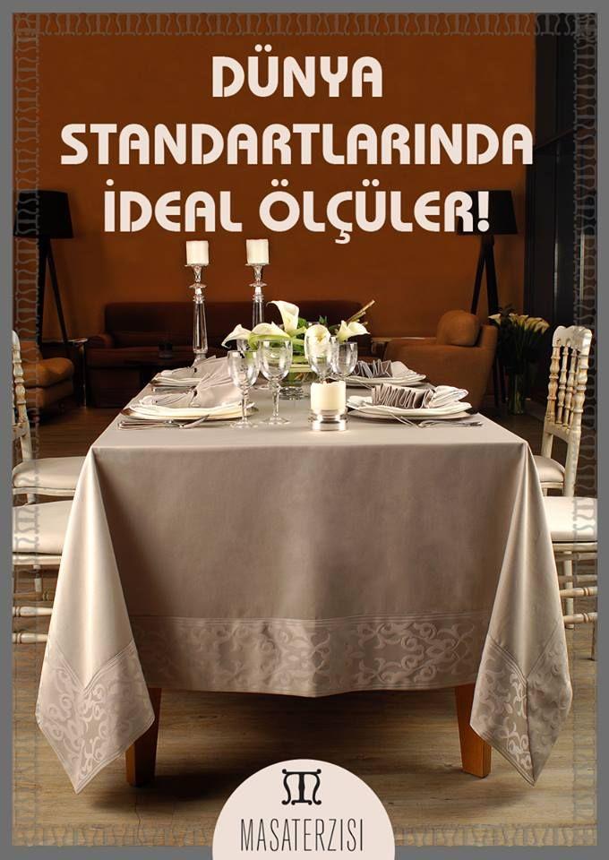 Sevgili #MasaTerzisi dostları;  Evimize alacağımız yemek odası takımı, salonunuzun müsaitliği el verdiği sürece hangi ölçülerin ideal olduğunu bilmek ister misiniz?  İşte size detaylı bilgi;   Yazının Devamı İçin; http://on.fb.me/1QDxr7j