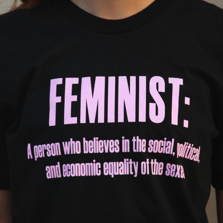 what does the feminist slogan tee actually accomplish?