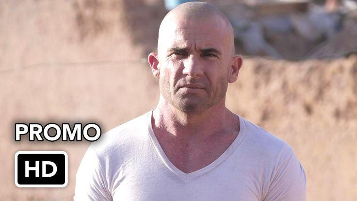 """Prison Break 5x02 Promo """"Kaniel Outis"""" (HD)"""