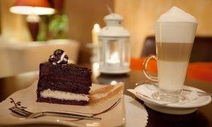 Oferta: Słodkości, przekąski i napoje: 24,99 zł za groupon wart 40 zł do wykorzystania na całe menu w Cafe Malaga (do -40%), w Kraków. Cena: 24,99zł