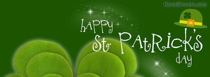 facebook covers saint patrick's day | St.patrick's Day Facebook Cover / Twitter Cover | Free Facebook ...