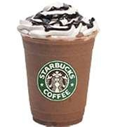 ohhh yeahhh...Starbucks Caramel Mocha Frappuccino with whip and extra syrup...PLUS an extra shot of espresso! good think the closest Starbucks is 45 minutes away or else i'm pretty sure i'd be a lard by now!