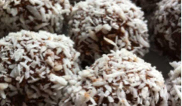 Chokladbollar - Recept