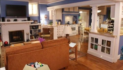 lynette's house desperate housewives interior - Google Search