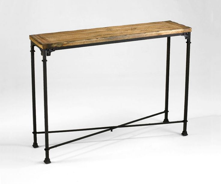 Cyan Cunningham Console Table - Coming Soon from Schreiter's