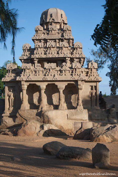 Mamallapuram, Tamil Nadu (India)
