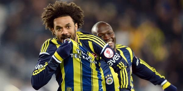 Haberin Ola! | Fenerbahçe Kupada Cristian ile Güldü - Ziraat Türkiye Kupası A Grubu ilk maçında Fenerbahçe-Sivasspor karşısında Cristian Baroni'nin golleriyle güldü.