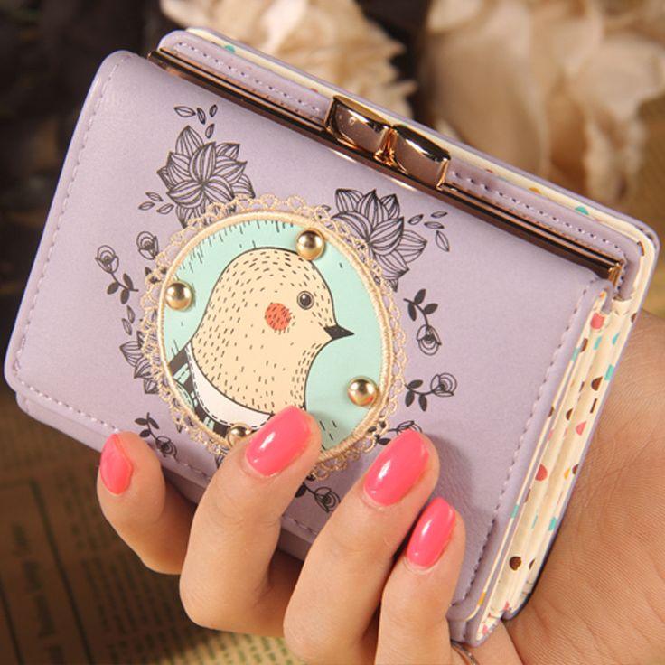 5 Styles Medium Wallets //Price: $13.26 & FREE Shipping // #handbag #awesome #bagsdesigns