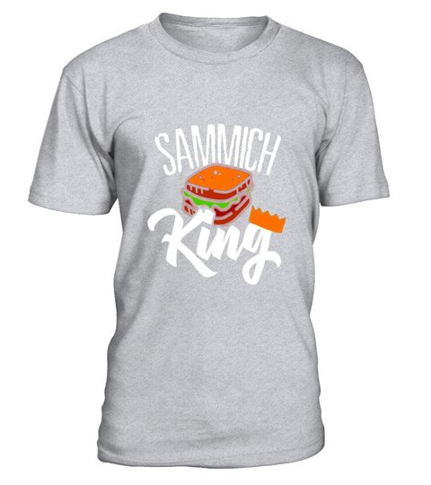 """# Sammich King Sandwich Food Diet Chef Artist Bread T Shirt .  Special Offer, not available in shops      Comes in a variety of styles and colours      Buy yours now before it is too late!      Secured payment via Visa / Mastercard / Amex / PayPal      How to place an order            Choose the model from the drop-down menu      Click on """"Buy it now""""      Choose the size and the quantity      Add your delivery address and bank details      And that's it!      Tags: Chef Food Eating Bread…"""