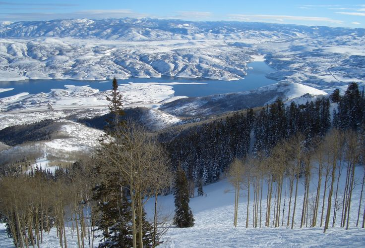 Deer Valley ski resort, UT  http://www.vrbo.com/109928  http://larkspuratdeervalley.com/