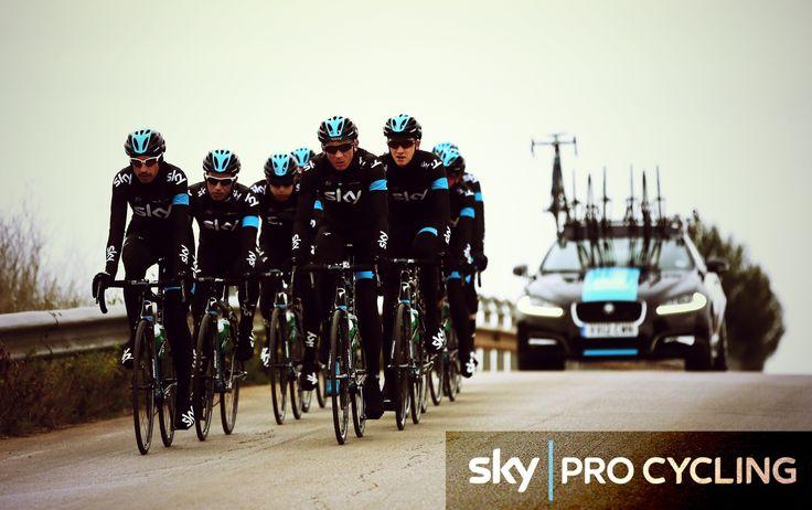 Team SKY║PRO CYCLING