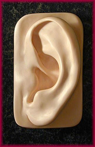 A Blast from the Past...Richard's ear Studies that we sold..OK, who has a pair? raise your hand...lol