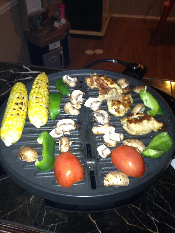 27 Best Contact Roaster Recipes Images On Pinterest George Foreman Autumn And Brass