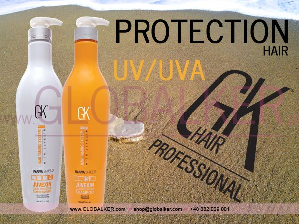 GK Hair protecion UV/UVA Color Shield 650ml Global Keratin Warszawa