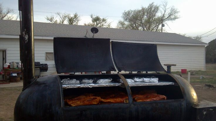 how to turn a barrel grill into a smoker