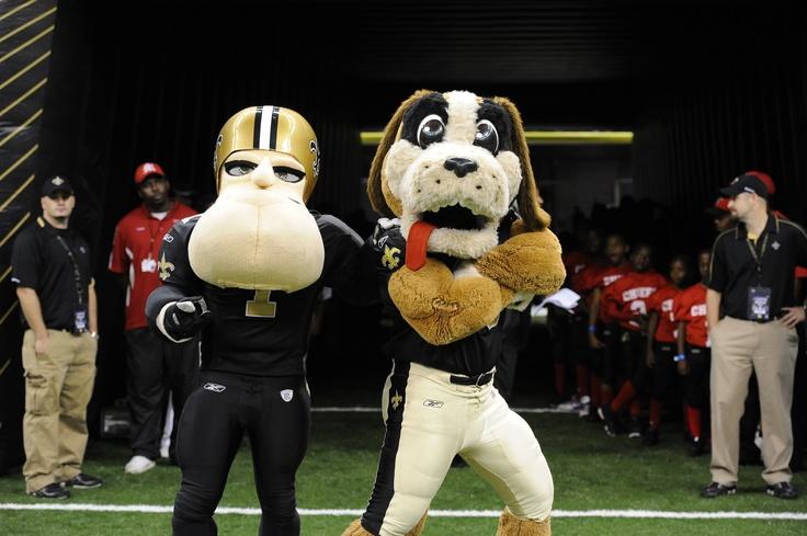 Sir Saint and Gumbo All Images Copyright Michael C. Hebert Michael C. Hebert / New Orleans Saints #Saints #NOLA: Geaux Saints, That, Nfl Mascots, Orleans Saints Team, New Orleans Saints, Mascots Gumbo, Orleans Saints Gumbo, Saints Mascots, Sir Saint